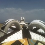 Windsurf Board Footstraps