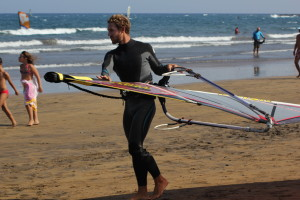 Carry Windsurf Sail Only
