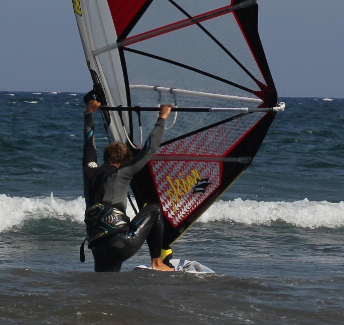 How to Windsurf – The Beachstart