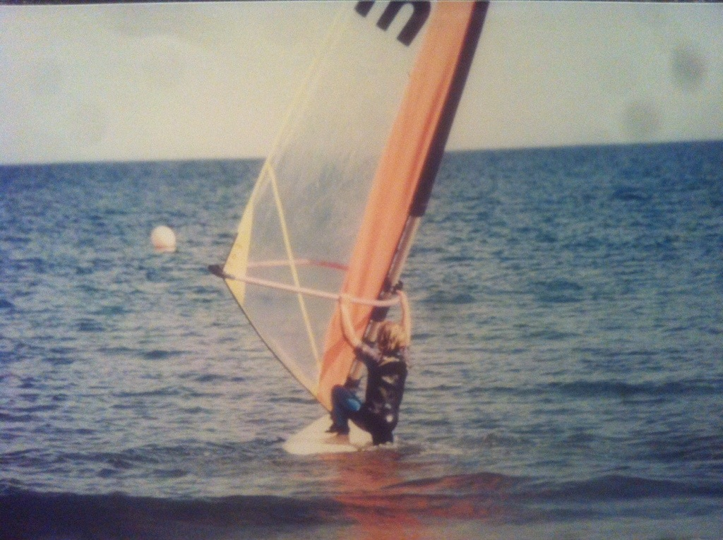 Youngest Age for Windsurfing