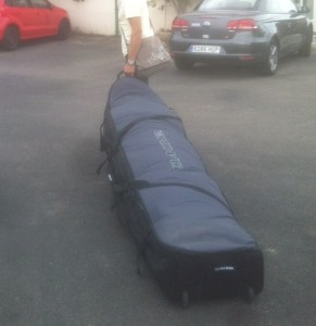Windsurfing Bag Transport