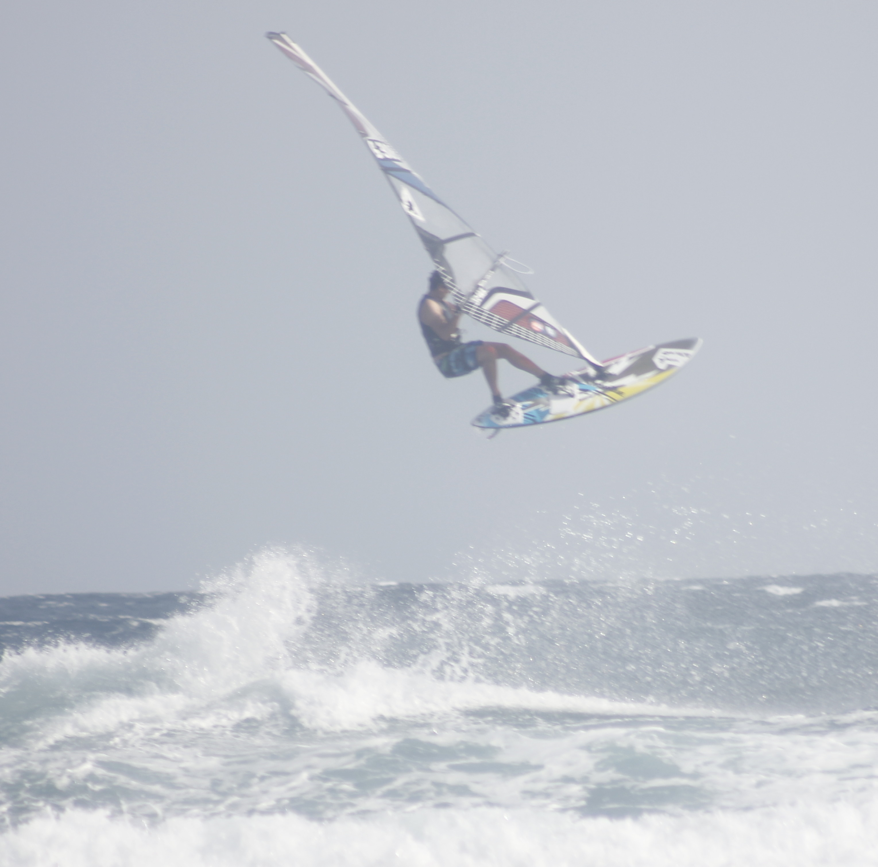 How to do a Windsurfing Jump