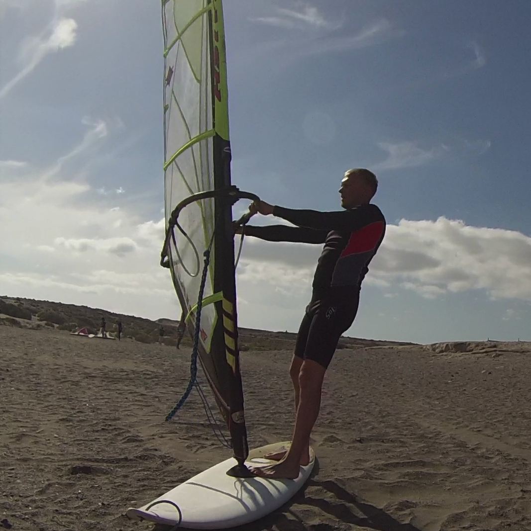 The Windsurfing Simulator