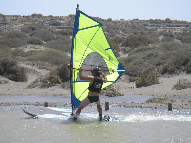 Windsurfing Helmet and Lifevest