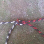 Square Knot - finished