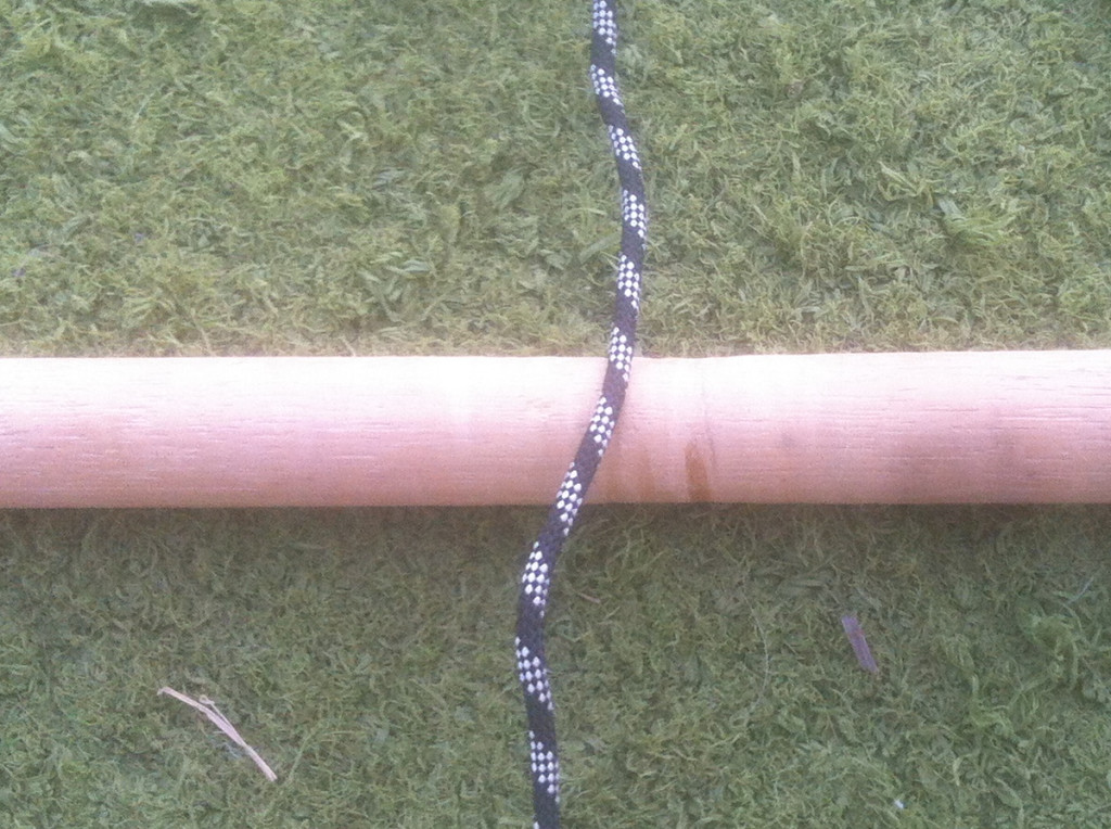 Clove HItch 1