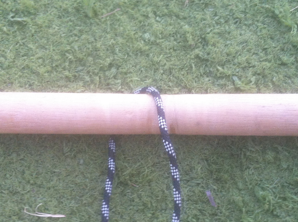 Clove HItch 2