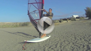 Windsurf Planing Video