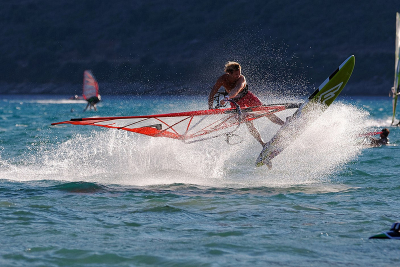Windsurfing Disciplines - What types of windsurfing are there?