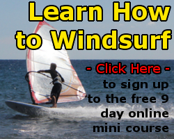 How to Windsurf E-Course