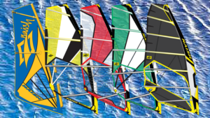 windsurf sail buying guide