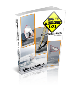 How to Windsurf 101 ebook - 2nd edition