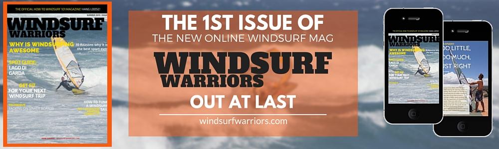 Windsurf Warriors New Issue