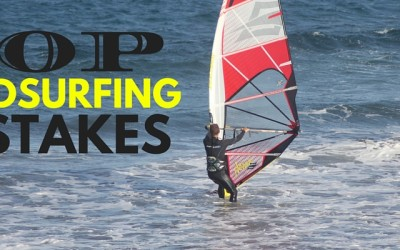 Windsurfing mistakes you should avoid